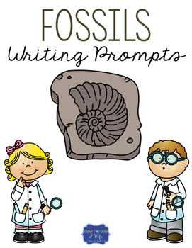 Fossils Writing Prompts