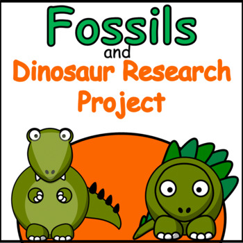 Fossils and Dinosaur Research Project