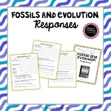 Fossils and Evolution: Comprehension Responses