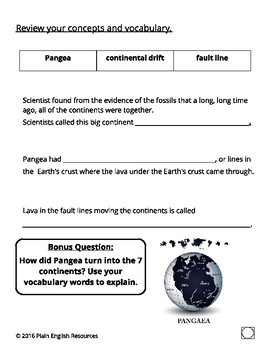 Fossils and Fault Lines in Plain English