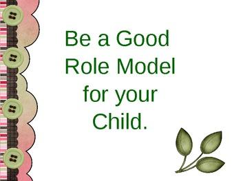 Foster a Child's Self Esteem