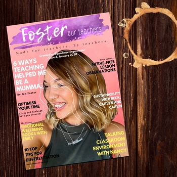 Foster our Teachers issue 1 - 4