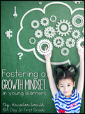 Fostering A Growth Mindset In Young Learners