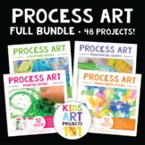 Fostering Creativity through Process Art: PreK-2 Art Curriculum