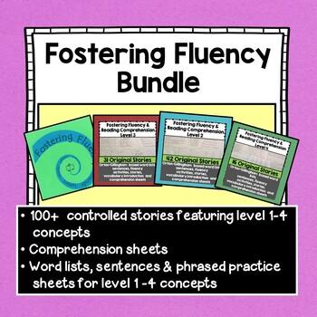 Fostering Fluency Bundle
