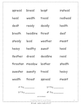 Fostering Fluency Level Three Sample Freebie