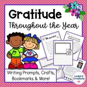 Gratitude Throughout the Year
