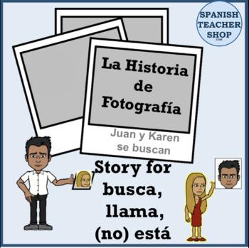 La Historia de Fotografia Juanes Spanish Lesson