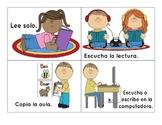 Fotos para centros de lectura / Literacy Centers or Workst