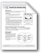 Found: An American Flag