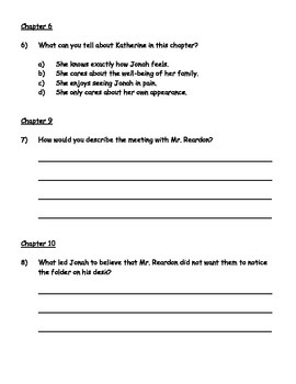 Found - Guided Reading Packet