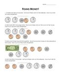 Found Money Worksheet