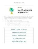 Found Noun Book