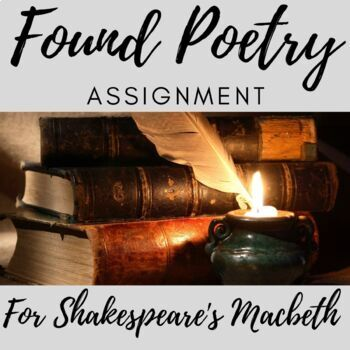 Found Poem Activity for Macbeth