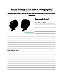 Found Poems in To Kill A Mockingbird