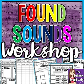 Found Sounds Workshop - STEAM Activity