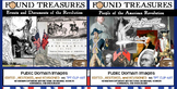 Found Treasures-American Revolution People and Events BUNDLE! 100 Pcs. ClipArt!