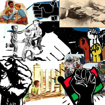 Found Treasures-MLK Jr. Civil Rights/Black History Month Clip-Art