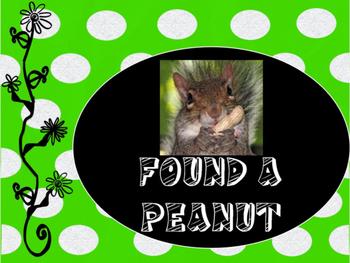 Found a Peanut Camp Song pdf