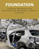 Foundation: A Novel Approach to Teaching Personal Finance