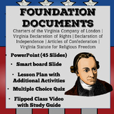 Foundation Documents - Civics SOL: Virginia Declaration of Rights, etc.