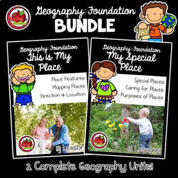 Foundation Geography BUNDLE - Australia