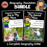 Foundation Geography BUNDLE - Australia