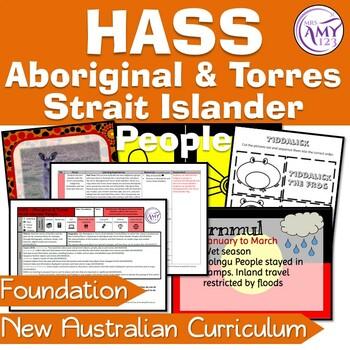 Foundation HASS Aboriginal & Torres Strait Islander People Unit