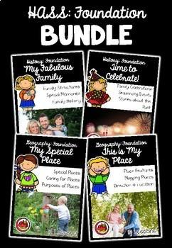Foundation HASS: BUNDLE