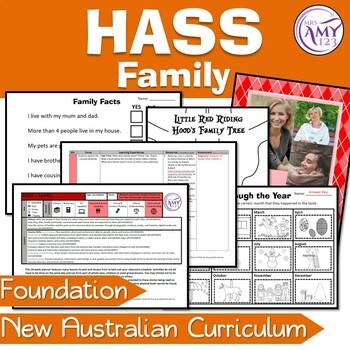 Foundation HASS Families Unit