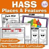Foundation HASS Places & Features Unit