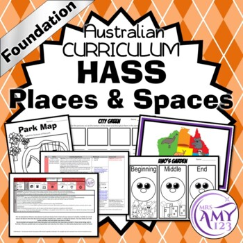 Foundation HASS Places & Features Unit