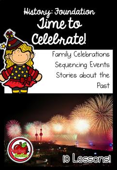 Foundation History: Time to Celebrate! - Australia
