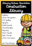 Foundation Literacy Centres: Construction Literacy