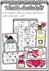 Foundation Literacy Centres: Valentines Mini-Literacy