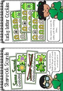 Foundation Literacy Centres: St Patrick's Mini-Literacy