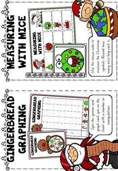 Foundation Math Centres: Christmas Mini-Maths