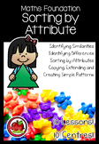 Foundation Maths: Unit 2: Sorting by Attribute