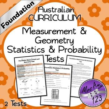 Foundation Measurement & Geometry and Statistics & Probabi