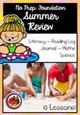 Foundation No-Prep: Summer Review