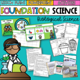 Foundation & Pre-Primary Biological Science Living Things Australian Curriculum