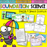 Foundation & Pre-Primary Earth and Space Science - Australian Curriculum Aligned
