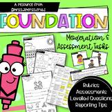 Foundation & Pre-Primary Math Moderation Assessments | Australian Curriculum |