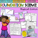 Foundation & Pre-Primary Physical Science - Australian Curriculum Aligned