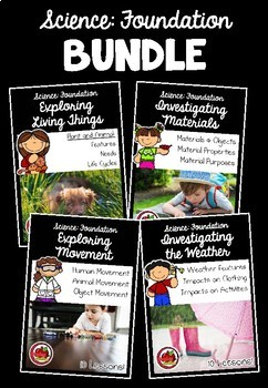 Foundation Science: BUNDLE