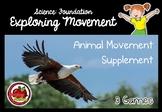Foundation Science: Exploring Movement - Animal Movement Supplement