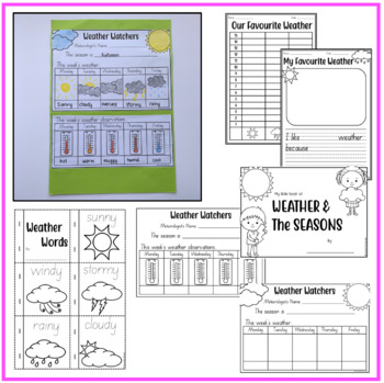 Foundation Science - Weather and Seasons
