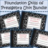 Foundation Skills for Prealgebra 6th & 7th Grade Math Digi