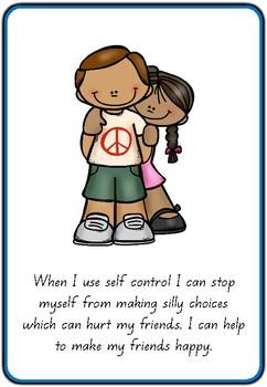 Foundation Social Skills: I Can Use Self-Control