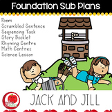 Foundation Sub Plans: Jack and Jill
